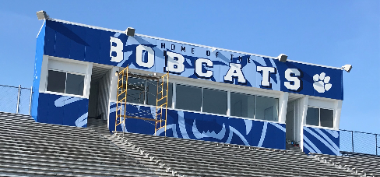 Renovations Being Completed at Athletic Facilities