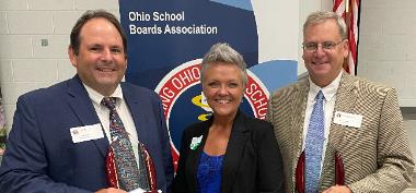 Employees Receive OSBA Awards