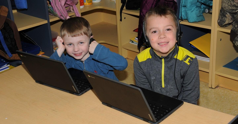 Primary Laptops