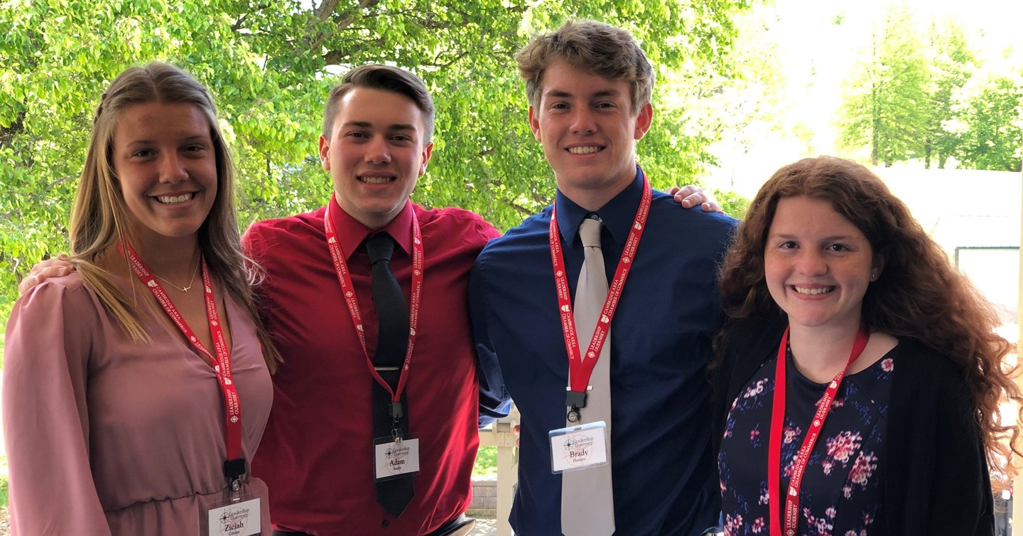CHS Students graduate from Leadership Guernsey
