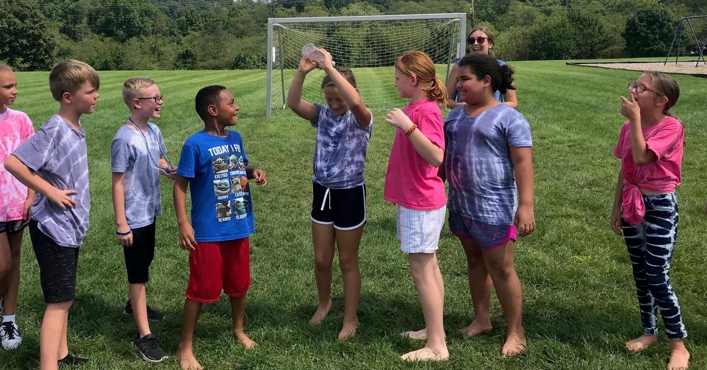 Water Fun Day at CIS
