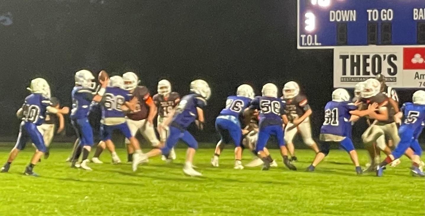 CMS 7th Grade Football