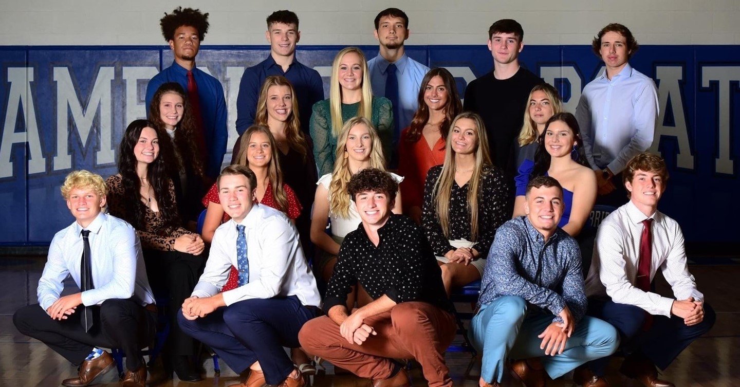 2021 CHS Homecoming Court