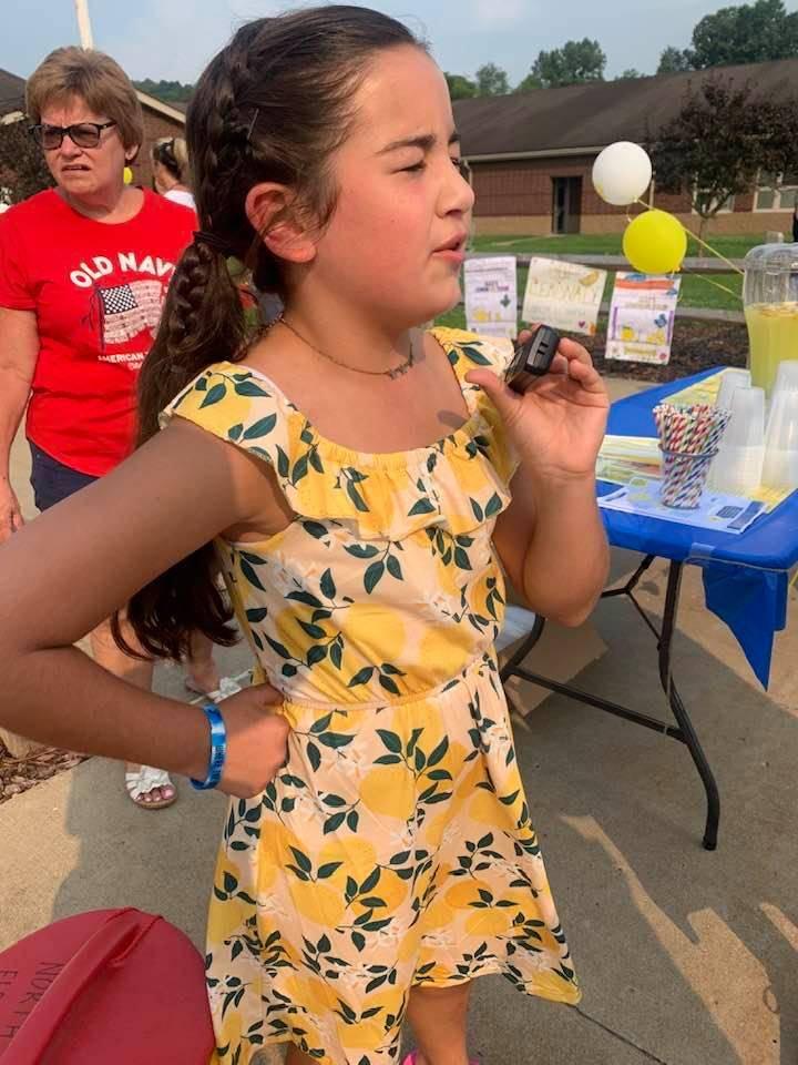 Lemonade Stand Fundraiser