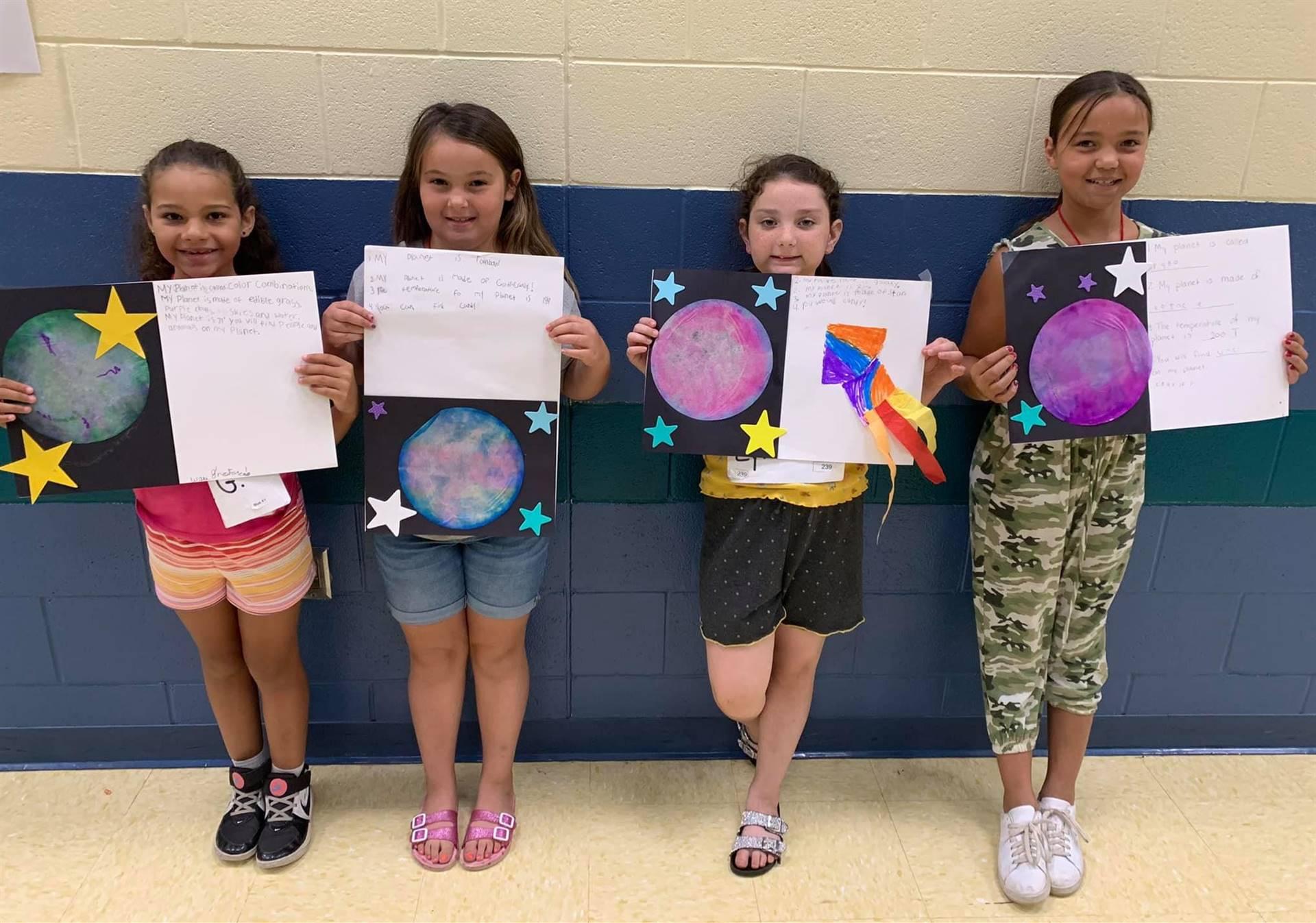 Planets demonstration